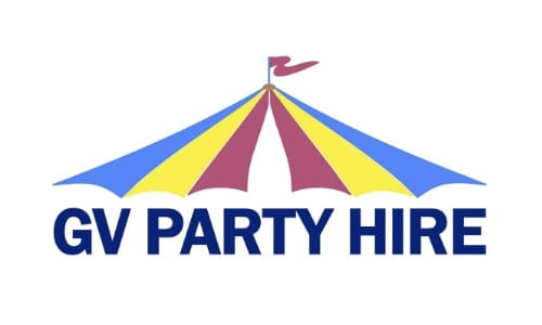 GV Party Hire Logo