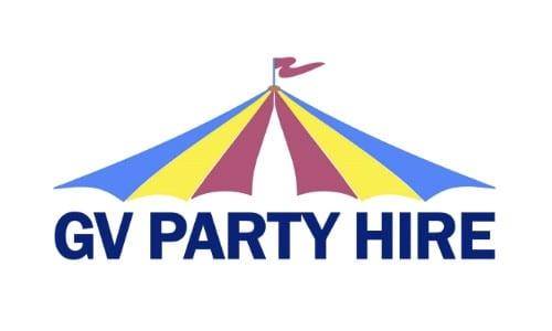 GV Party Hire Logo