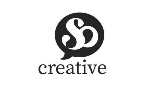 So Creative Logo