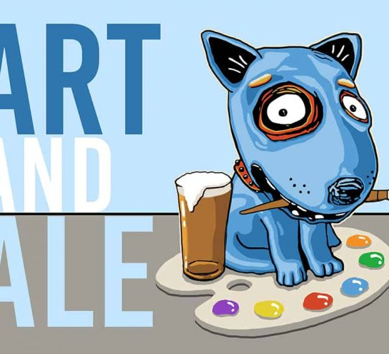 Art & Ale with Tank