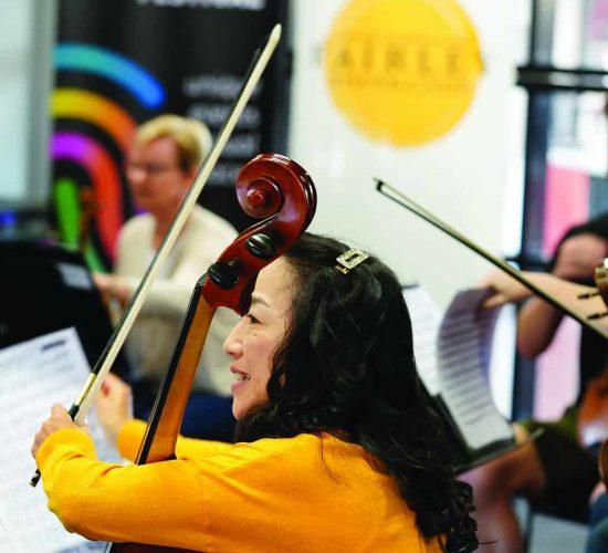 Affinity Quartet & Goulburn Valley Concert Orchestra